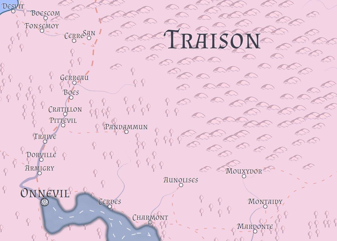 RPG Blog: A Very Cool Fantasy World Map Generator
