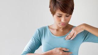 Payudara Kecil Mudahkan dalam Deteksi Dini Kanker, Payudara Kecil Lebih Sensitif Terhadap Sentuhan, Periksa Payudara Sendiri (SADARI) Sebelum Terlambat
