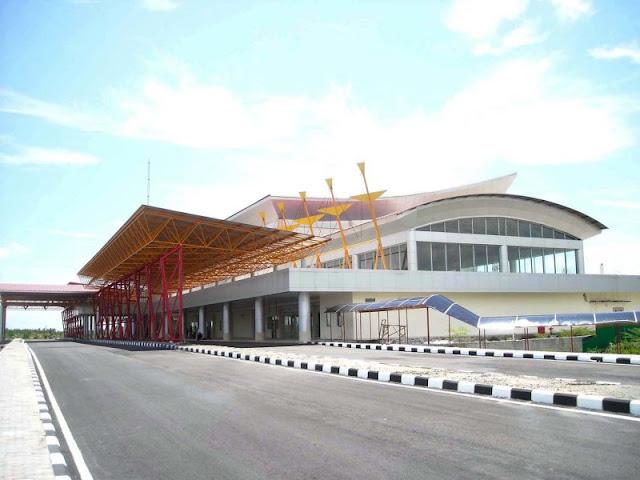 Bandar Udara Juwata Tarakan, Bandara Internasional Ramah Lingkungan Pertama Indonesia
