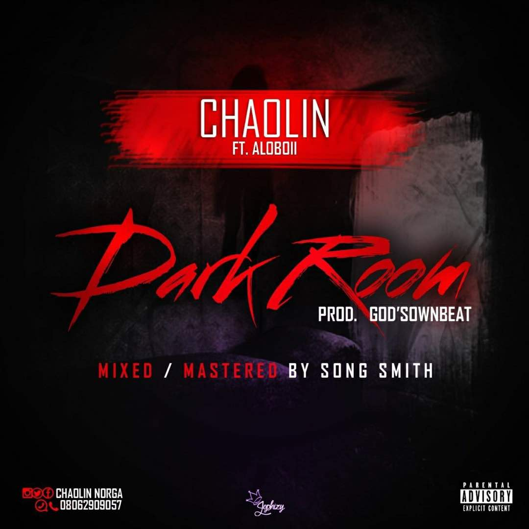DOWNLOAD MP3: Chaolin Ft  Aloboii - Dark Room - Welcome to