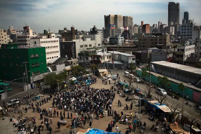 Inilah Kota Yang Dihapuskan Oleh Jepang !