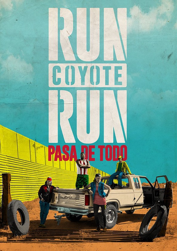 Run Coyote Run Temporada 2 Latino 720p