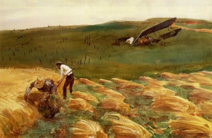 John Singer Sargent 1856-1925 | American Impressionism