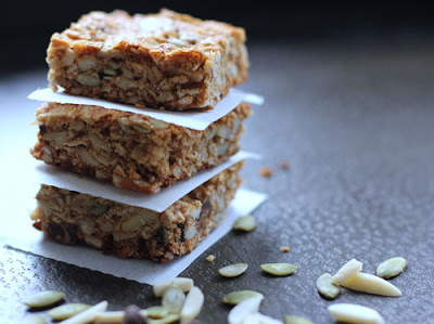 Paleo Snack Bars Recipe