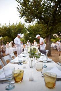 Le Diner a San Francisco Le Diner en Blanc