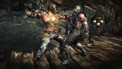 اختيارات في لعبة Mortal Kombat X