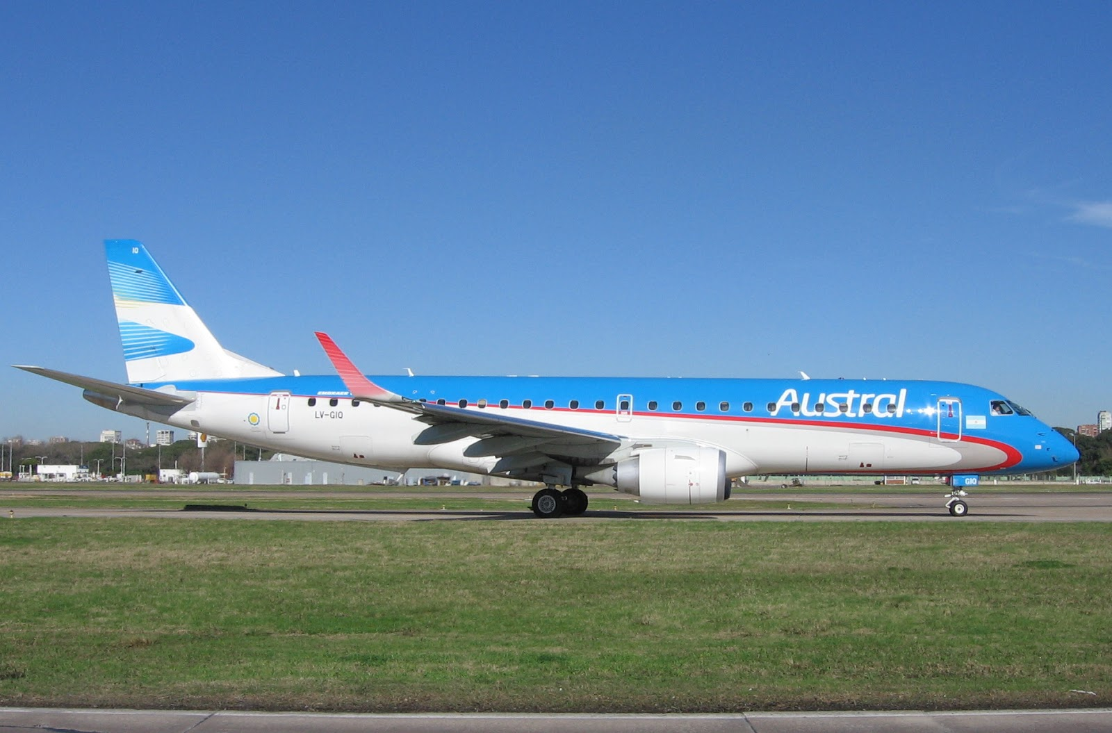f19ca990e6f593 Austral took delivery of LV-GIQ less than two years ago on 29Jul16