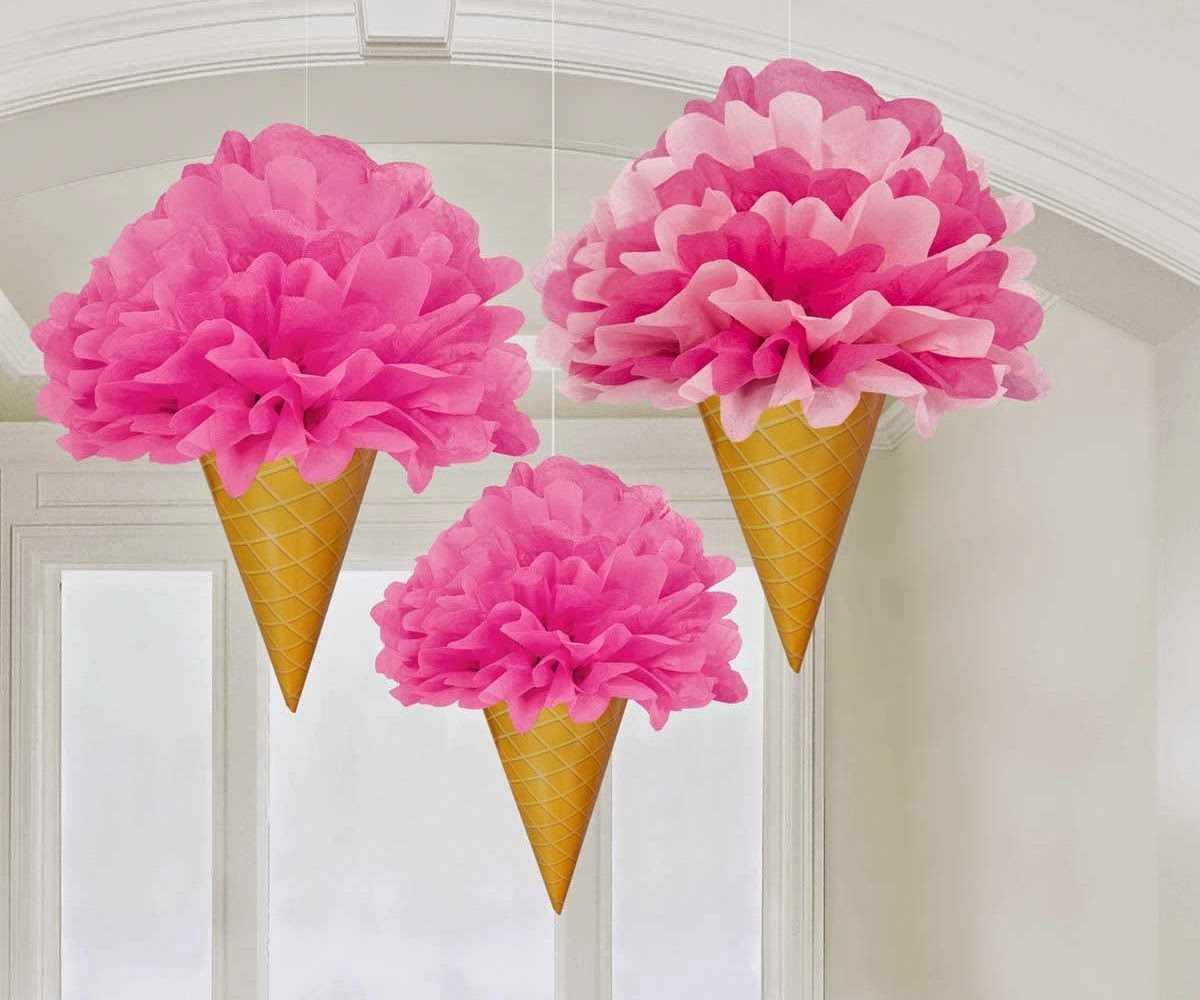 Ice Cream Themed Party Supplies And Ideas Fun Themed Party Ideas