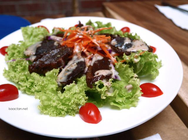 Smoked Duck Salad (RM12.00)