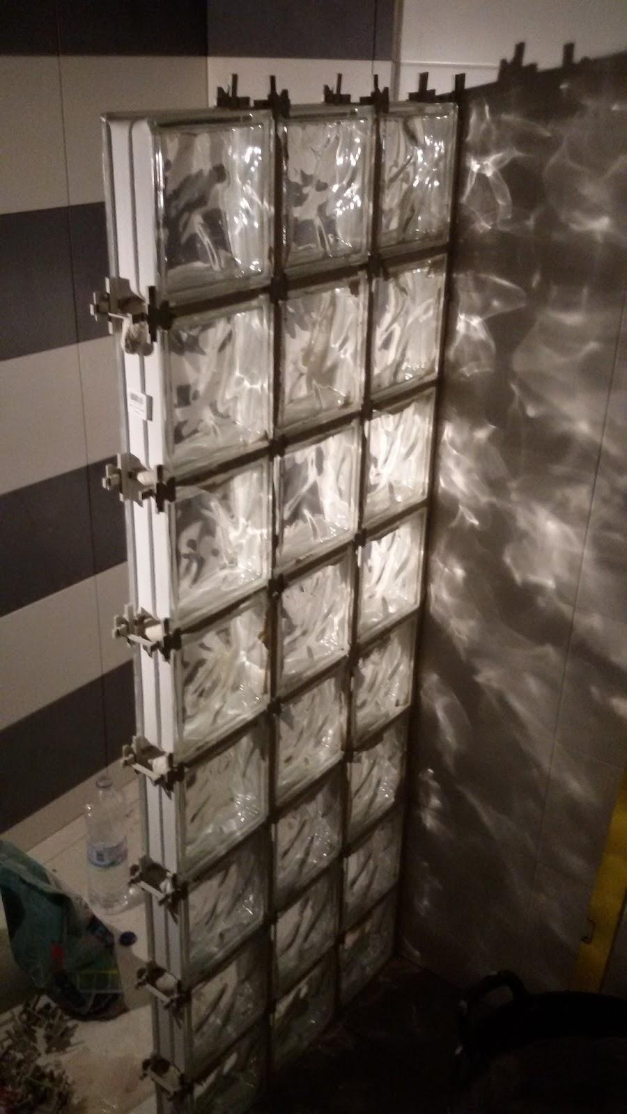 Remiendos anticrisis precio anticrisis colocaci n de - Colocacion de bloques de vidrio ...