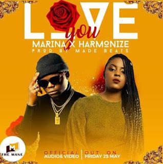 Marina ft Harmonize - Love You