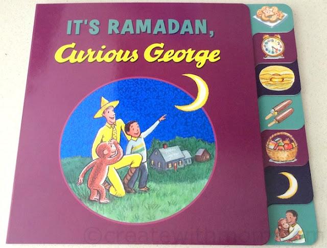 It's Ramadan Curious George