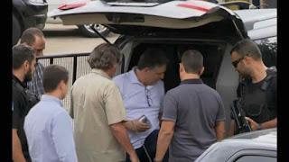 Delegado avalia pedir perícia em imagens de cadeia onde estava Garotinho