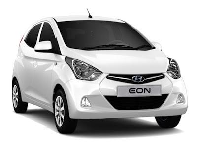 Hyundai EON Pics