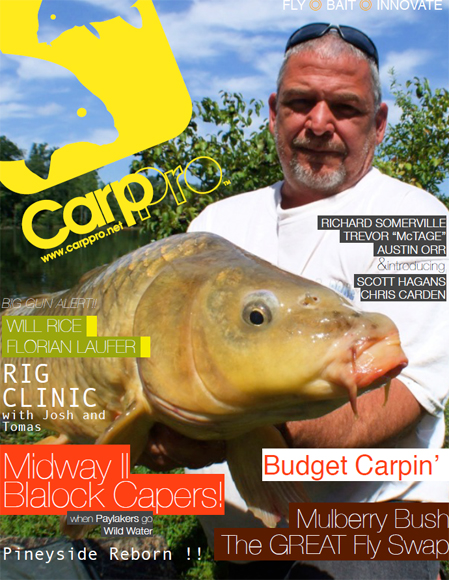 The fly fishing world is going carp crazy orvis news for Lake henshaw fishing report