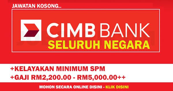 CIMB BANK SELURUH NEGARA