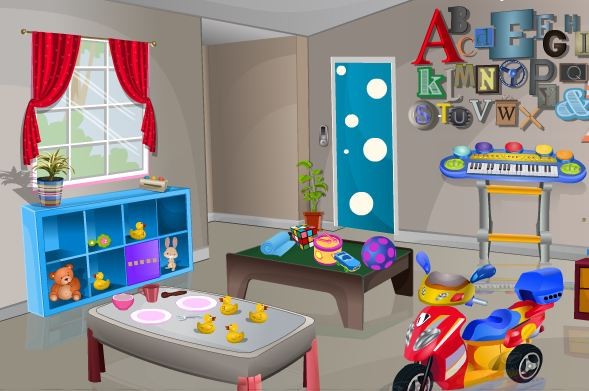 Play 5nGames Kids Toys House Escape