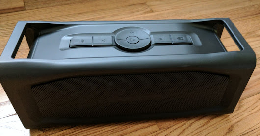 Product Review: LifeProof - AQUAPHONICS AQ11 Portable Bluetooth Speaker