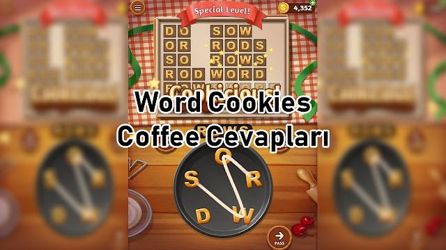 Word Cookies Coffee Cevaplari