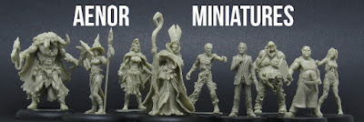 AENOR MINIATURES