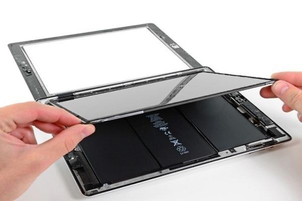 Thay mặt kính iPad air 2