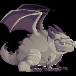 Dragón Gárgola