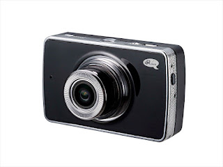 QQLinx Hawk Eye Hit & Record Dash Cam Full HD 1080P Car DVR