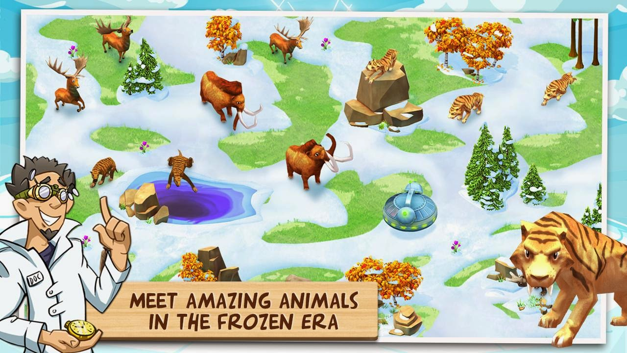Colección De Animales De Zoológico Lindo Libro Para: Android Games,Apps Free Download: Wonder Zoo Animal Rescue