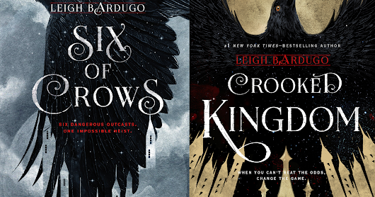 Six of Crows and Crooked Kingdom by Leigh Bardugo | A Review | #reviewfriday