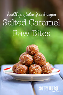 Healthy Sugar Free Salted Caramel Bliss Balls Recipe