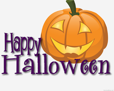 Happy Halloween transparent wishes 2016 latest image