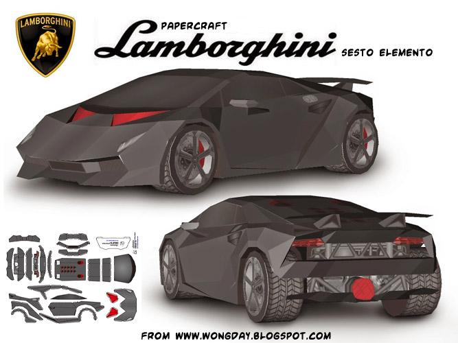 Model Sports Cars Toys
