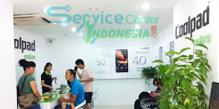 Service Center Coolpad di Bali