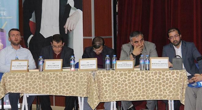 Genç Seda Kur'an-ı Kerim'i Güzel Okuma Yarışması finali yapıldı