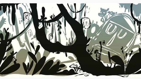 Wabah Hutan  Kehilangan Kekasihnya Direbutnya Akar Pangkal Batangnya Dijadikan Serbuk Kayunya Pembangunan Menentramkan