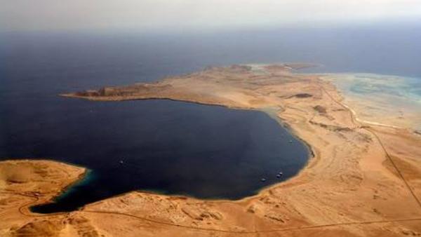"""سبحان الله ....هنا """"مجمع البحرين"""" حيث التقى الخضر بالنبي موسى ... موضوع مهم لجميع الديانات السماوية"""