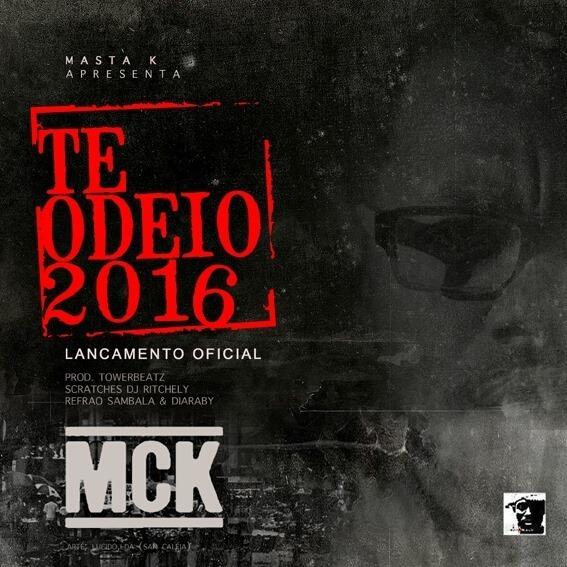 """O rapper MCK critica a governo angolano e fala da atual situação de seu país no single """"Te odeio 2016"""""""