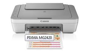 Canon Ij Setup PIXMA MG5420