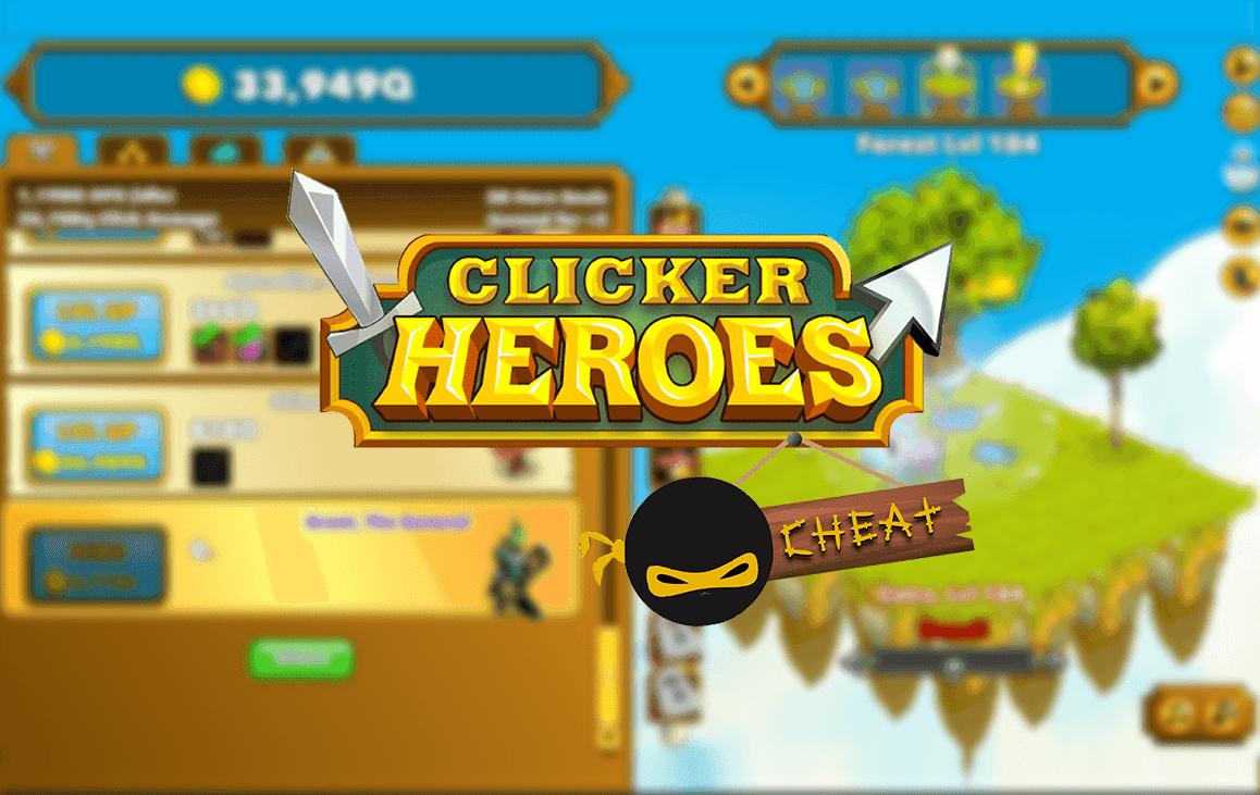 CLICKER HEROES HACKS | akm