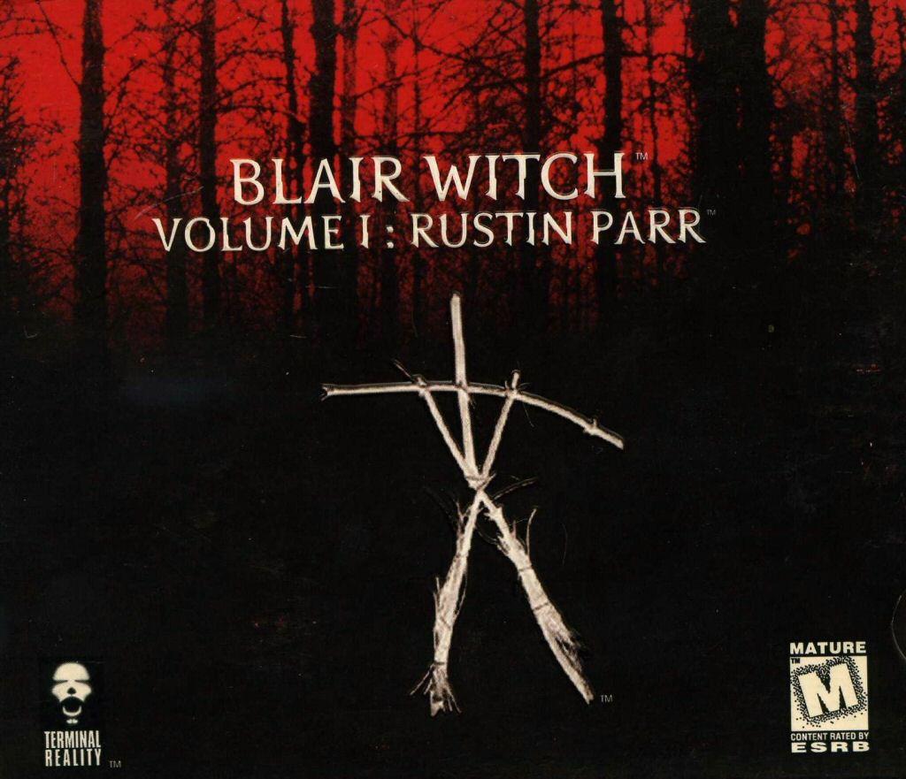 game ocen blair witch volume 1 rustin parr. Black Bedroom Furniture Sets. Home Design Ideas