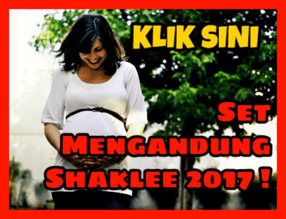 Set mengandung shaklee 2017