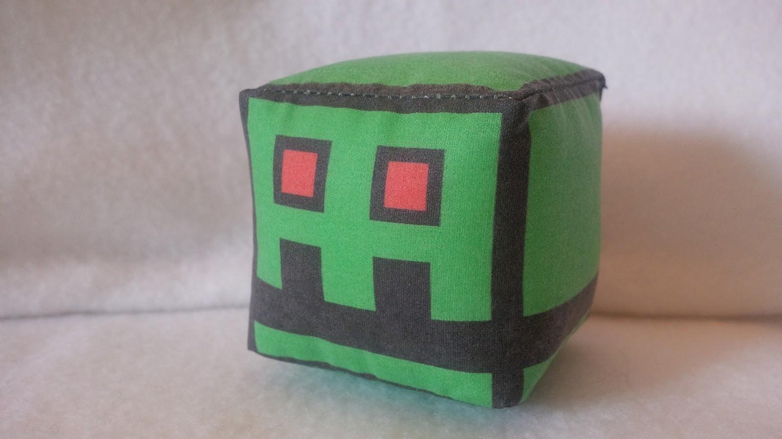 S 90 3 >> CraftingNerdy: Geometry Dash plush toy