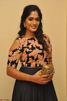 Sowmya Venugopal in Anarkali Dress at Kalamandir Foundation 7th anniversary Celebrations ~  Actress Galleries 013.JPG