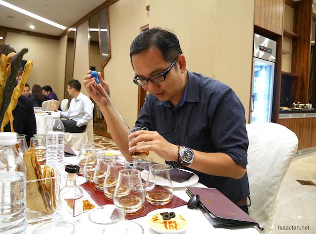 Chivas Whisky Lab @ Renaissance Kuala Lumpur Hotel