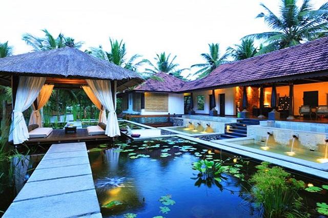 Niraamaya Surya Samudra Beach Resort In Kovalam Kerala