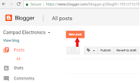 How to Create a Free Blog on Google Blogspot.com/Blogger.com (101)