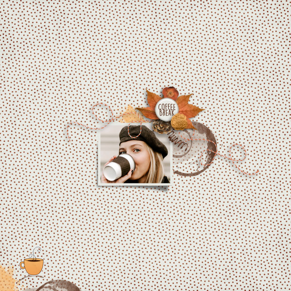 coffee brake © sylvia • sro 2018 • but first coffee by miss mis designs