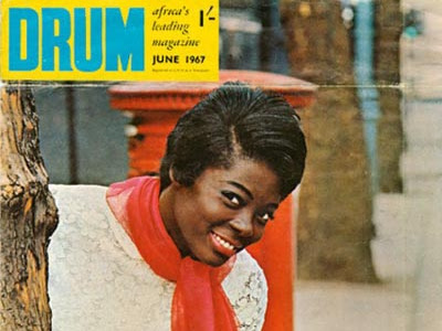 Secret History of the Black Pinup: Drum Magazine and James Barnor