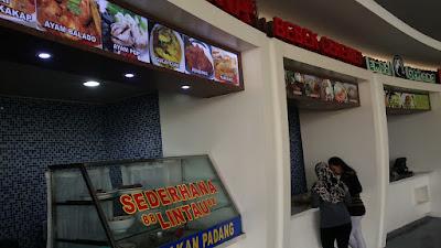 Foodcourt Go Wet Grand Wisata Bekasi