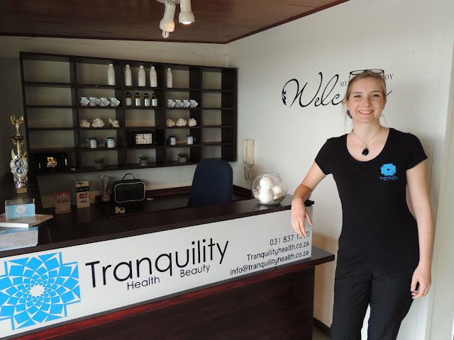 Jane Wonder || Review: Tranquility Spa in Westville